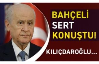 Bahçeli sert konuştu: Kılıçdaroğlu yalan makinesine bağlanmalı