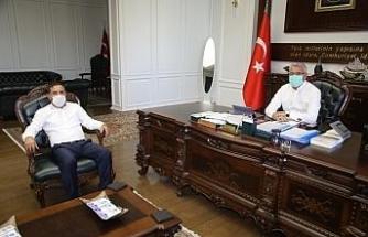 Başkan Güder'den gelişmişlik farkı vurgusu