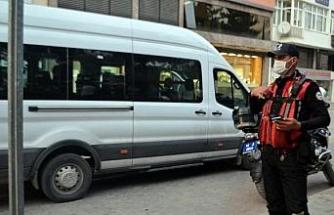 Bolu'da karantina kuralını ihlal eden 3 kişi yurda yerleştirildi