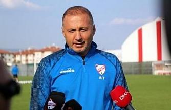 Boluspor Teknik Direktörü Ahmet Taşyürek'ten transfer açıklaması