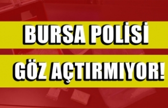 Bursa Emniyet Müdürlüğü ekipleri, yaptığı çalışma sonucu uyuşturucu tacirlerine göz açtırmıyor. 1 hafta da 23 kişi çeşitli suçlardan gözaltına alınırken, 20'si tutuklandı.