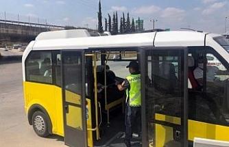 Bursa'da jandarmadan maske denetimi: 97 bin 494 lira cezai işlem uygulandı