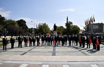 Edirne'de Gaziler Günü kutlaması