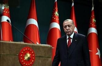Erdoğan: Bölgemizin ve dünyanın dengelerini alt üst etmeye kalkanlar kendi sonlarını hazırlıyorlar / Ek fotoğraflar