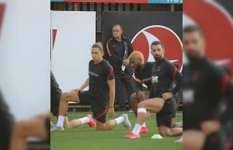 Galatasaray, Hajduk Split maçının hazırlıklarını tamamladı