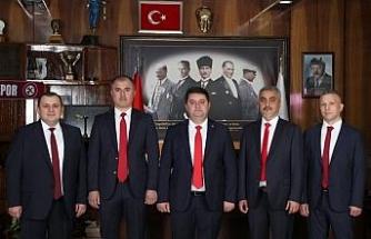 """GMİS Yönetim Kurulu; """"Gazilerimiz gurur kaynağımızdır"""""""