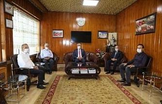 Güder'den Ahilik Haftası ziyaretleri
