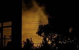 Hakkıbey Yarımadası'nda orman yangını - Ek Fotoğraflar