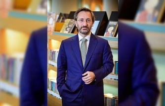 İletişim Başkanı Altun: Türkiye, her zaman diplomasiden yana oldu