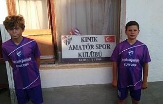 Kınıkspor'a 79 yaşındaki eski futbolcusu sahip çıktı