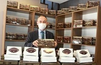 Kırıkkale Belediyesi'nden 81 ildeki 81 okula 'süt şekeri'