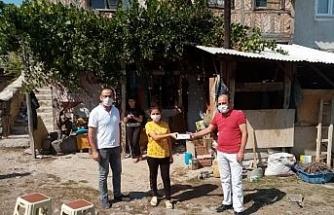 """Köy okulu öğretmenlerinden """"Sınıf Tam Öğretmenim"""" projesine destek"""
