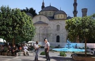 Malatya'daki camilerde korona virüs uyarısından vatandaş memnun