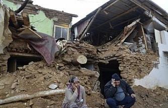 Malatya'de 24 saatte 14 deprem