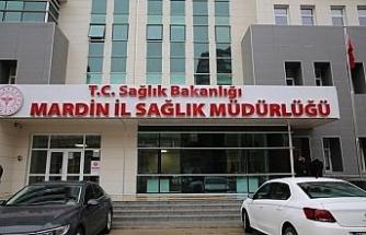Mardin İl Sağlık Müdürlüğünden 'sağlıkçıların kirli maske ile çalıştığı' iddialarına yalanlama
