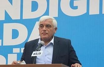 Milletvekili Dülger'den Gaziler günü mesajı