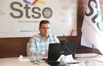 STSO Başkanı Eken: Sivas'ta işsizliği önlemek için Demirağ OSB'ye teşvik verilmeli
