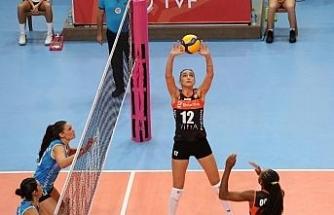 Sultanlar Ligi: Nilüfer Belediyespor: 0 - Eczacıbaşı VitrA: 3