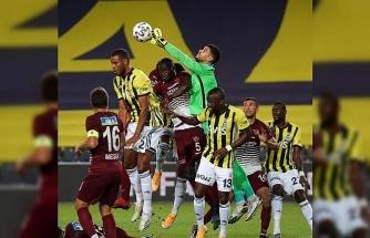 Süper Lig: Fenerbahçe: 0 - A. Hatayspor: 0 (İlk yarı)