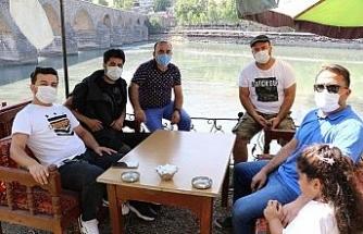 Terörden arındırılan Diyarbakır'ın tanıtımı için 9 dilde klip çekildi