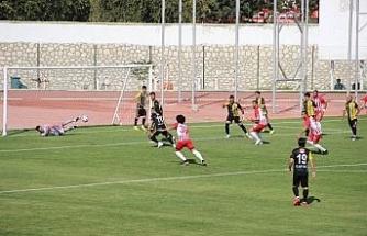 TFF 3. Lig: Karaman Belediyespor: 1 - Tekirdağspor: 1