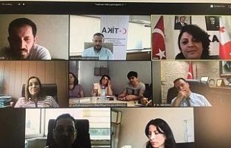 TİKA'dan Gürcistan Çevre Koruma ve Tarım Bakanlığı'na eğitim desteği
