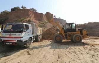 Turgutlu'da çalışmalar devam ediyor