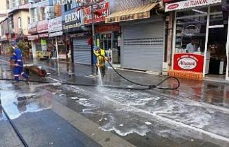 Yozgat Belediyesi korona virüs tedbirlerini artırdı