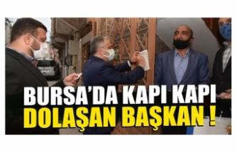 AK Parti Bursa Teşkilatından 'Gönül Seferberliği'