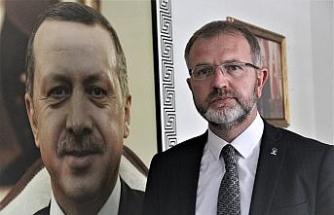 AK Parti, her üyesi için bir fidan dikecek