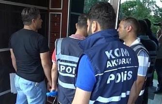 "Aksaray merkezli 9 ilde FETÖ/PDY'nin 'emniyet mahrem yapılanmasına"" operasyon"
