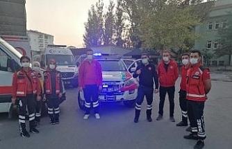 Aksaray UMKE İzmir'in yaralarını sarmak için yola çıktı