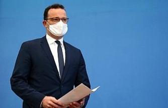 Almanya Sağlık Bakanı Spahn Covid-19'a yakalandı