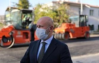 """Başkan Çolakbayrakdar: """"Hizmet gitmeyen cadde ve sokak kalmayacak"""""""