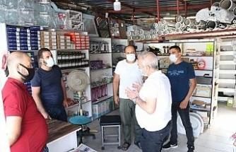 """Başkan Özgan: """"Tek yön uygulamasında kararın değiştirilmesini istedik"""""""