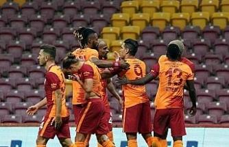 BB Erzurumspor ile Galatasaray, 3. randevuda