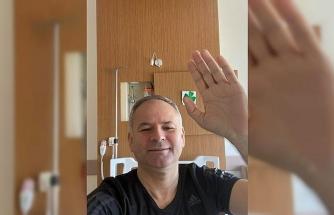 Belediye başkanı, korona virüse yakalandığını videoyla duyurdu
