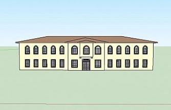 Belediye mezarlıklar müdürlüğü için binası inşa edecek