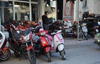'Bisiklet ve motosiklet satışlarında patlama yaşanıyor'