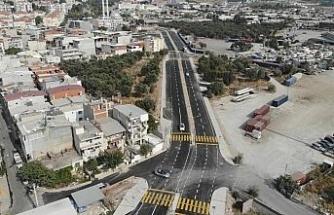 Bornova'ya yeni bağlantı yolu