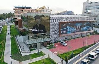 Çankaya'dan Cumhuriyetin 97. yılına armağan: Mustafa Kemal Atatürk Spor Merkezi