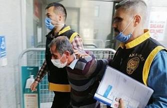 Çocuklarının gözü önünde karısını vuran koca tutuklandı
