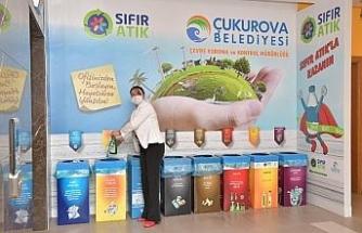 """Çukurova Belediyesi """"Sıfır Atık Belgesi"""" aldı"""