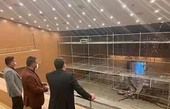 Devlet Tiyatrolarının yeni adresi Pursaklar