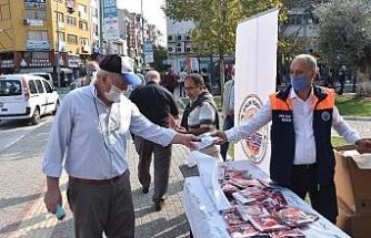 """Gemlikliler """"İlelebet Cumhuriyet"""" diyor"""