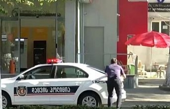 Gürcistan'da rehine krizi