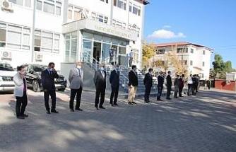 İçişleri Bakan Yardımcısı Erdil Varto'da