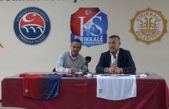 Kırıkkale BA'nın yeni teknik direktörü Erman Güraçar oldu
