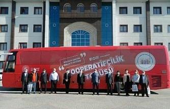 Kırklareli'nde kooperatifçilik faaliyetlerine hız verildi