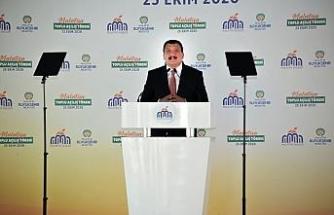 Malatya Büyükşehir'den 438 milyonluk yatırım